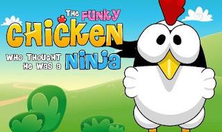 Download Ninja Chicken APK
