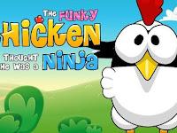 Ninja Chicken mod APK offline 1.8.0 terbaru
