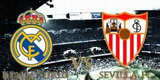 مباراة ريال مدريد واشبيلية
