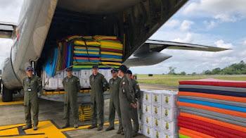 17 toneladas más en ayudas para damnificados en Chocó