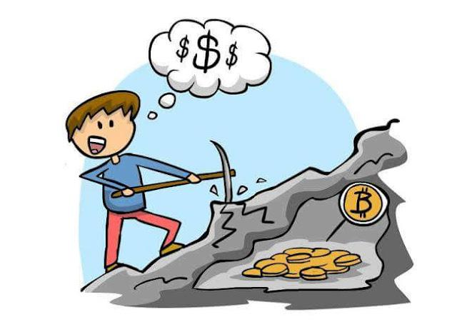 Apa itu minning bitcoin?