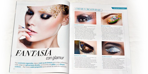 Colección Make Up de Planeta de Agostini Fasciculo 35