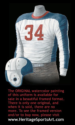 New York Giants 1936 uniform