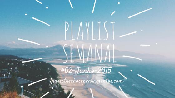 Playlist Semanal O Gabriel Lucas - #OGL