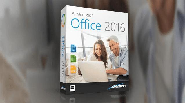 برنامج Ashampoo Office 2016 بالتفعيل
