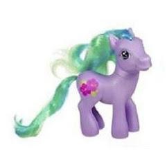 My Little Pony Tropical Delight Pony Packs 4-pack G3 Pony