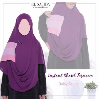 INSTANT SHAWL TASNEEM SOLD OUT