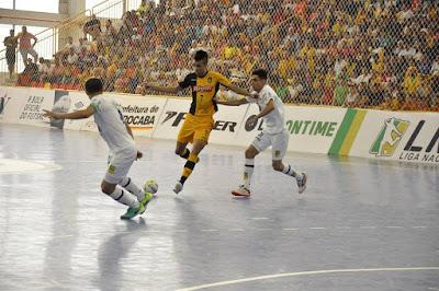 (Foto: Divulgação/Magnus Futsal)