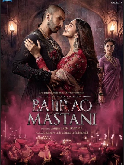 Bajirao Mastani Movie Premier on Colors Channel Wiki Full Detail