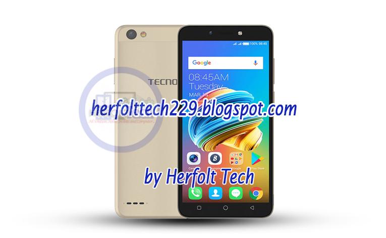 TECNO F3 POP1 FACTORY FIRMWARE - Herfolt Tech