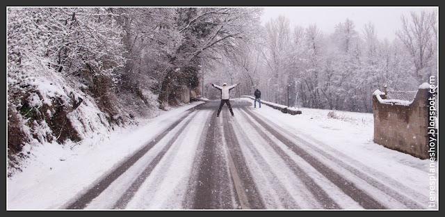 Trefacio (nevada Semana Santa)