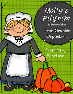 https://www.teacherspayteachers.com/Product/Mollys-Pilgrim-Graphic-Organizers-2880965