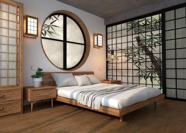 Thiết kế phòng ngủ Ohara Villas