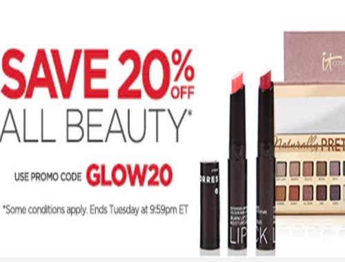 The Shopping Channel Flash Sale 20% Off Beauty Promo Code