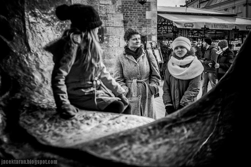zdjecia krakow, rynek, spacer rodzinny, fotograf krakow