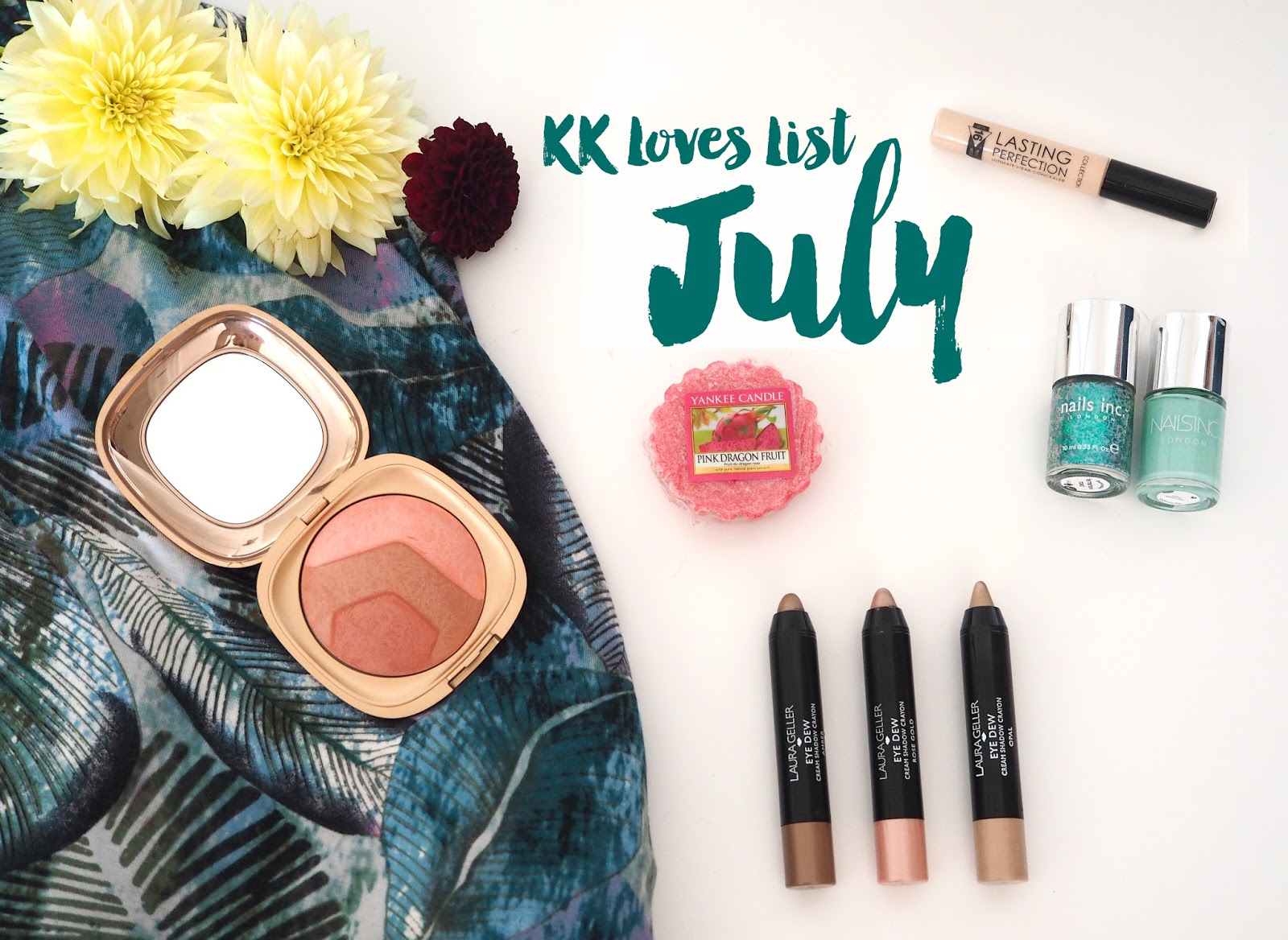 Loves List: July | Katie Kirk Loves