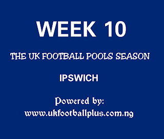 the football pools draws for this week