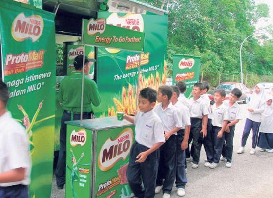 Elak Bagi Anak Anda Minum Milo Seawal Usia 7 Tahun