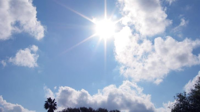 Image result for Cyprus Weather Today: Fine weather but temperatures to edge up a little