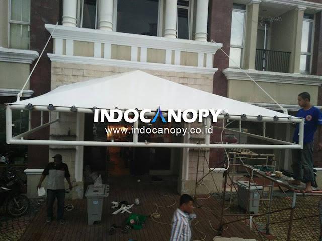awning membran cirebon murah berkualitas