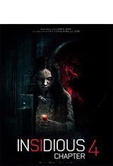Insidious: La última llave (2018) BDRip 1080p Latino AC3 5.1 / ingles DTS 5.1