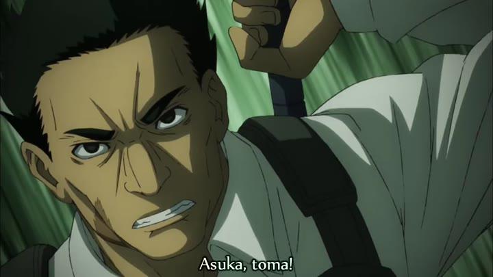 Mahou Shoujo Tokushusen Asuka - Episódio 11