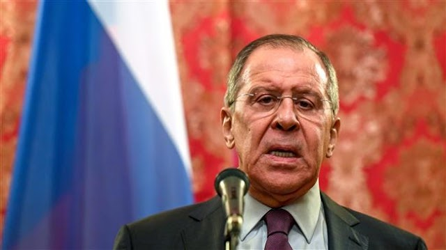 Moscow will propose UN resolution to probe alleged Syria gas attack: Russian Foreign Minister Sergei Lavrov