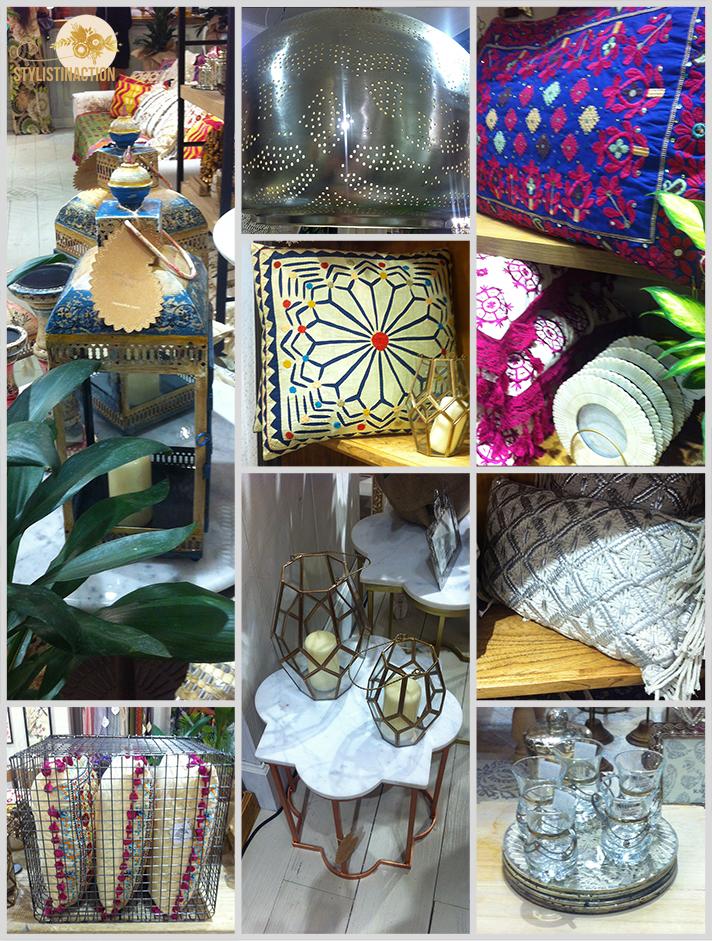 Rapsodia Home lanzó su primera colección en un evento en el local de Paseo Alcorta. Muchas cosas lindas para sumarle onda a tu casa.
