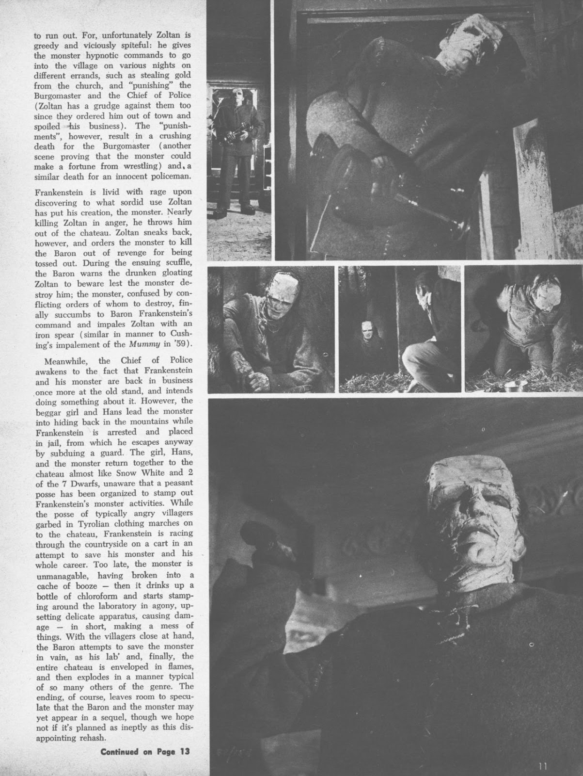 similarities between frankenstein and his monster What are the similarities between frankenstein and the monster although one might say that frankenstein and the monster are very different, if one looks.