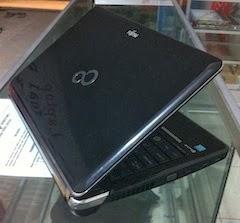 jual laptop 2nd fujitsu lh531