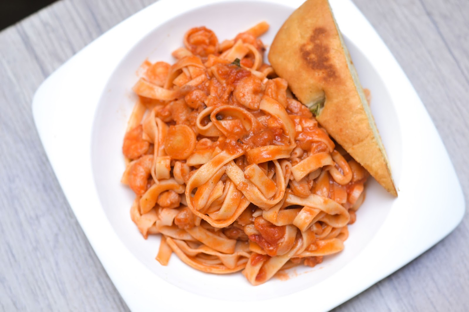 Pasta & Tomato Sauce in Lagos