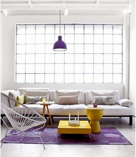 Radiant Orchid Home Decor: Eco Chic Matters