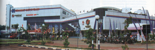 Lippo Plaza Kramat Jati sebagai Kramat Jati Indah, foto Jakarta tempo dulu, 1988