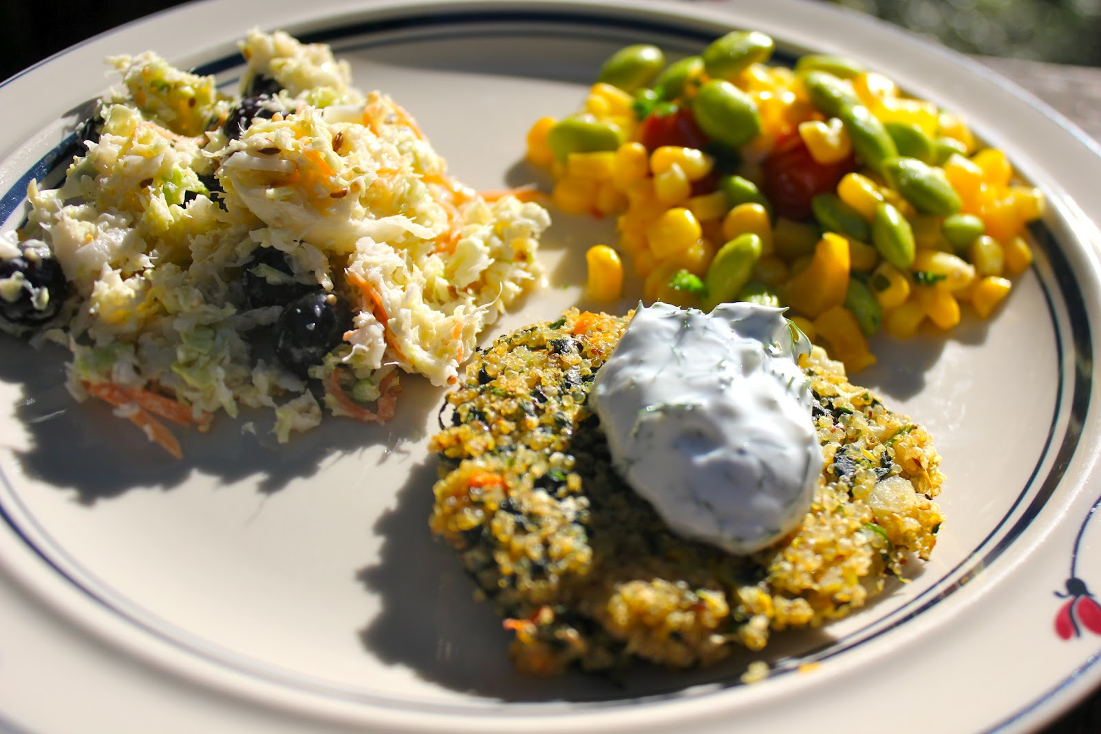 Whole Foods Spinach Brown Rice Cakes Recipe