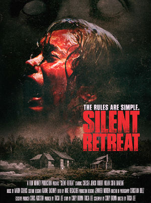 Baixar Silent Retreat Poster Silent Retreat HDRip XviD & RMVB Legendado Download