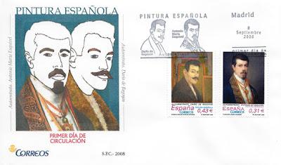 Sobre PDC del sello de Darío de Regoyos, 2008