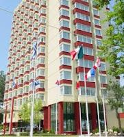 Hotelul Steaua de Mare Eforie Nord