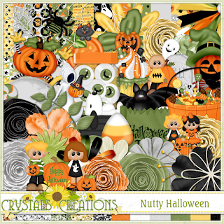 Nutty Halloween Quickpage