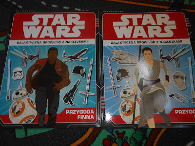 Egmont- Star Wars. Przygoda Finna. Przygoda Rey