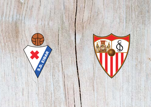 Eibar vs Sevilla Highlights 29 September 2018