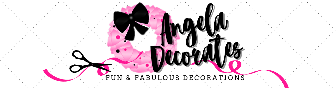 Angela Decorates