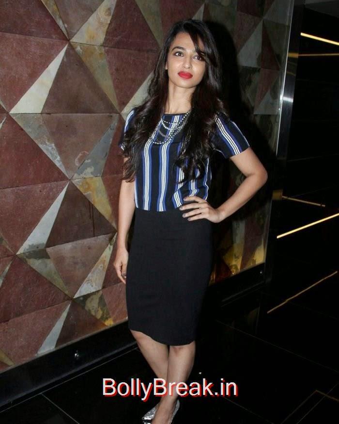 Radhika Apte, 'Hunterrr' Movie Music Launch Photo Gallery