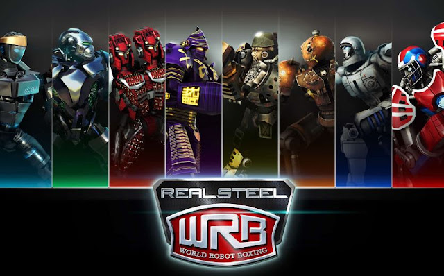 Real Steel World Robot Boxing v23.23.576 Apk + Mod Money + Data