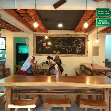 Nongkrong Asyik di Kafe Kongkow Depok
