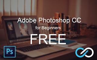 Adobe Photoshop CC Tutorial For Free
