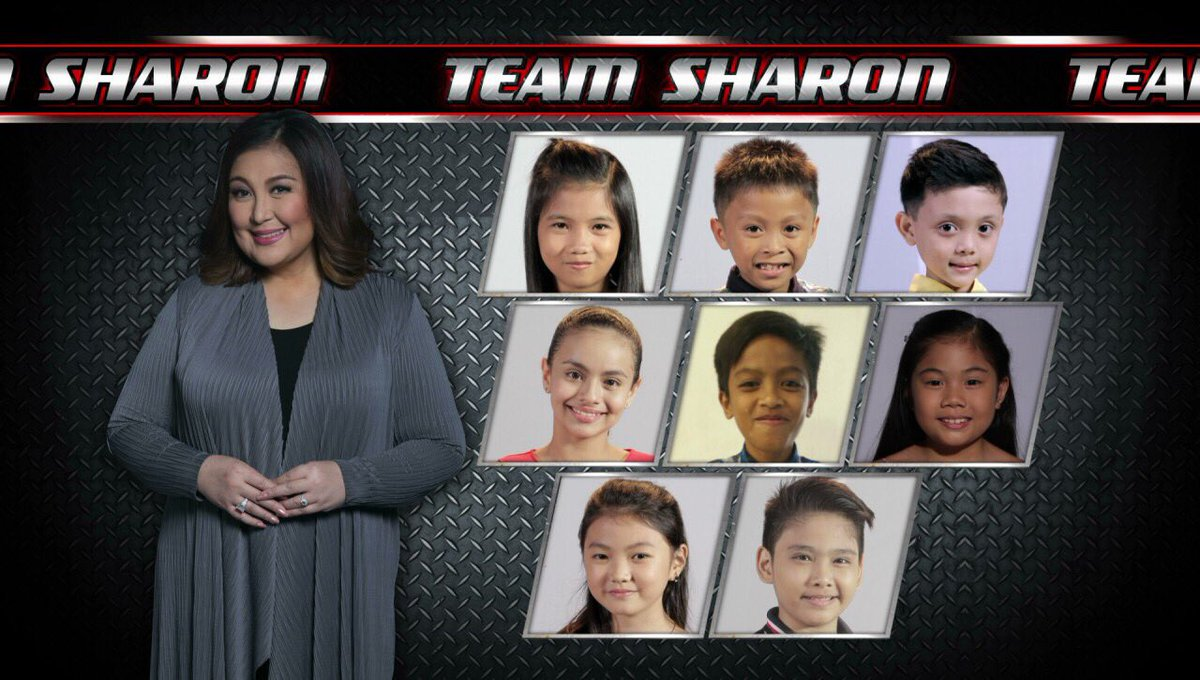 Team Sharon has completed the Top 8 artists in the Battles round.