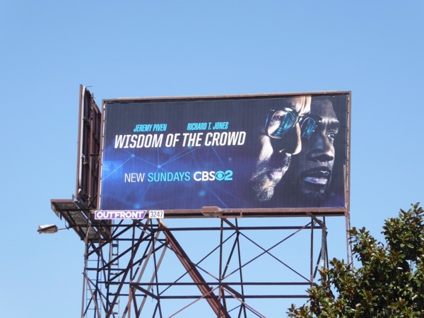 Wisdom of the Crowd billboard