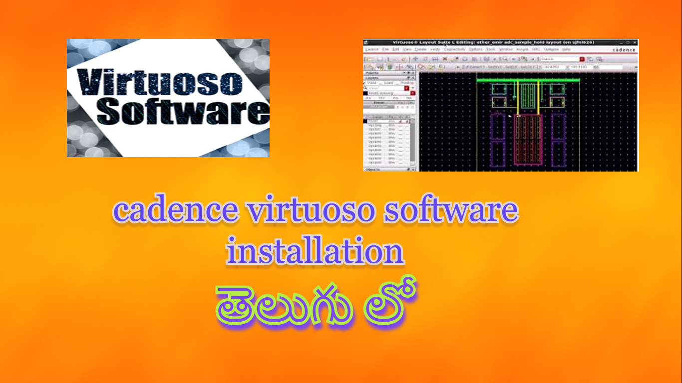 How To Download And Install Cadence Virtuoso Software Tech Update