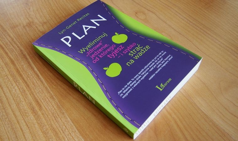 """Plan"" Lyn-Genet Recitas - recenzja książki"