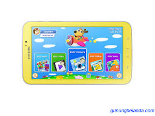 Cara Flashing Samsung Galaxy Tab 3 Kids SM-T2105